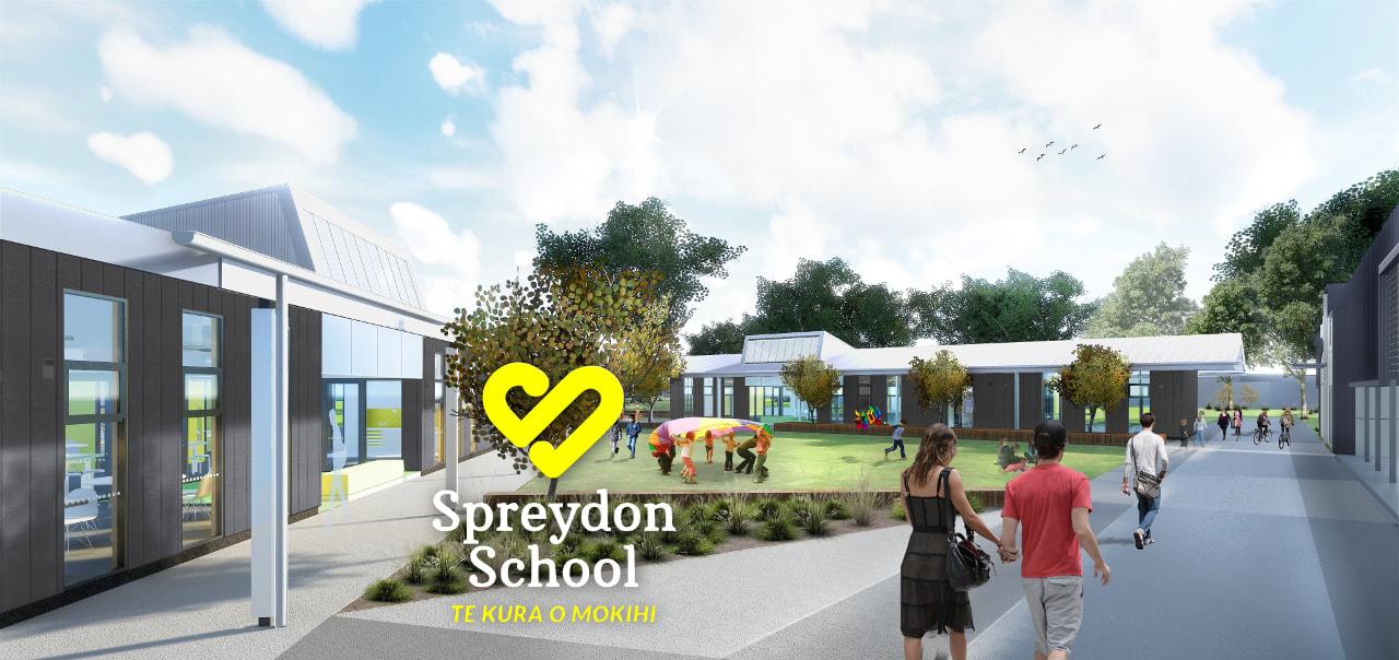 School Zone, Spreydon School